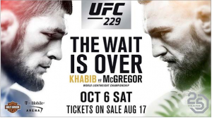 Khabib vs McGregor | How to watch UFC 229 live Online – Cheapest PPV