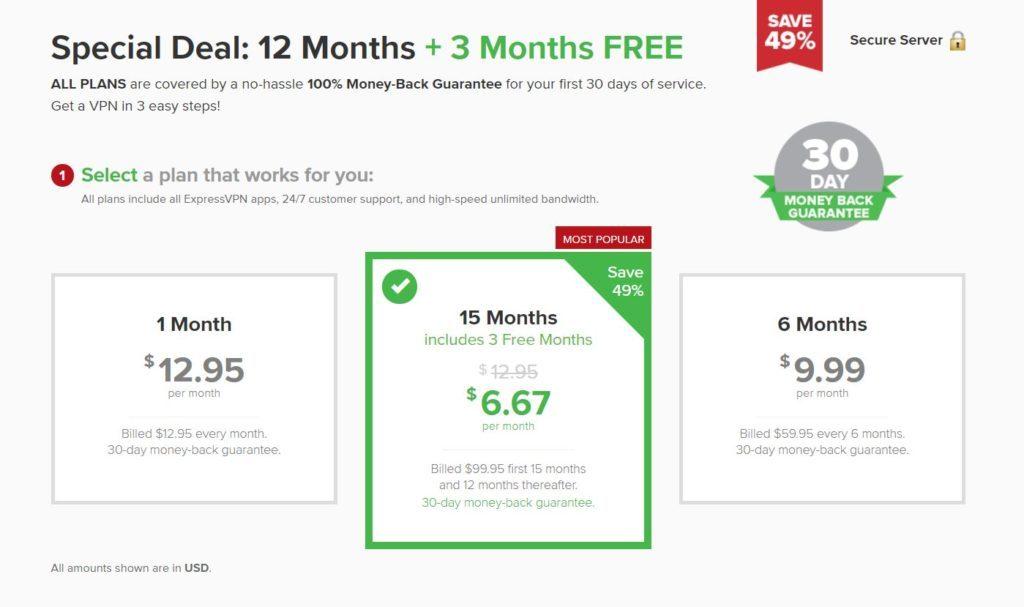 Best Black Friday VPN Deals - Get up to 85% discount