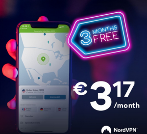 NordVPN Black Friday Deal, Discount and Coupon Code